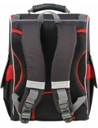 ml15-501s рюкзак школьный каркасный 501 milan 29671