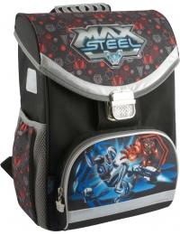 MX14-529K Рюкзак школьный каркасный 529 Max Steel