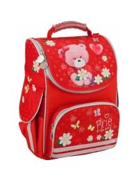 Рюкзак школьный каркасный 501 Popcorn Bear/PO16-501S