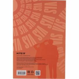 Блокнот Kite Время и Стекло VIS19-193-1, термобиндер, А5, 64 листов