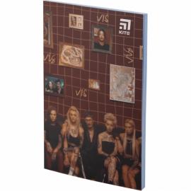 Блокнот Kite Время и Стекло VIS19-193-3, термобиндер, А5, 64 листов