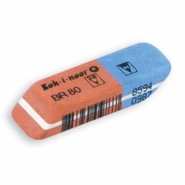 Ластик комбинированная K-I-H, BlueStar, 6521/80  из натурального каучука