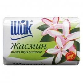 Мыло туалетное Шик, алое-вера, 70 гр.