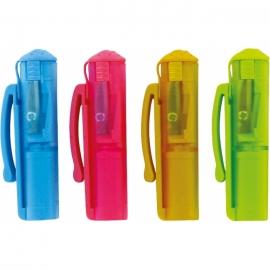 """Cap Sharpener Pop Точилка-колпачок с контейнером """"Cap"""" пластиковая"""