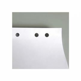 Блок бумаги для флипчарта , 64х90 , 10 листов. , нелин . 8062-А