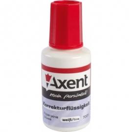 Корректирующая жидкость Axent 7001-A 20 мл