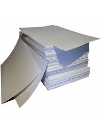 Картон для архивации А4, плотность - 0,4 мм, в уп.100 листов