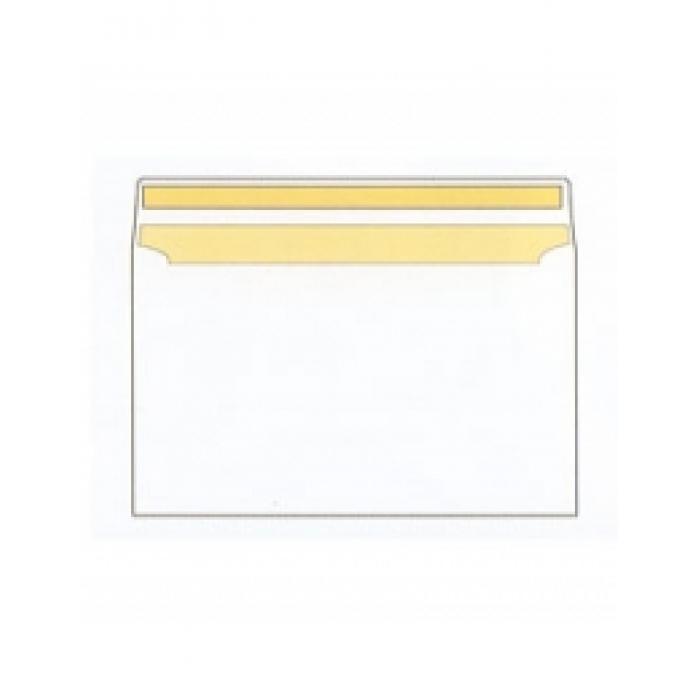 Конверт С5 отрывная лента белый