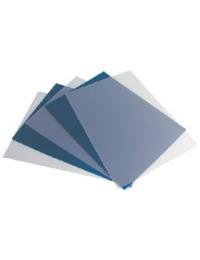 Обложки А4 прозрачные 150мк бесцветные уп/100