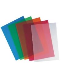 Обложки А4 прозрачные 200мк бесцветные уп/100